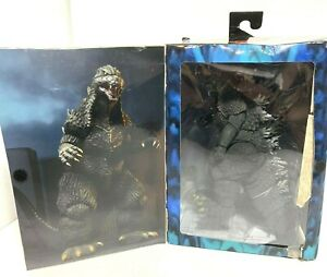 "NECA Classic Godzilla 2001 Movie Head to Tail Action Figure 12"" New Free Ship!"