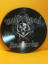 LP MOTORHEAD - BASTARDS - PICTURE DISC - NUOVO