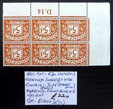 GB 1914 Postage Due 5d As Described NB4566