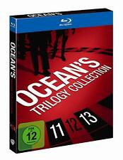 Ocean's Trilogy Collection Teil: 1 - 3 Box [4 Blu-ray's](NEU/OVP) George Clooney