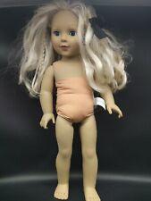 "Madame Alexander 18"" Ballerina Doll - 2009 Blonde Hair & Blue Eyes"