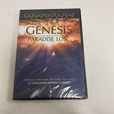 GENESIS PART 1- PARADISE LOST NEW SEALED 2 Disc DVD + BONUS DISC NEW