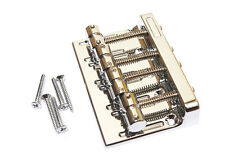 Gotoh Bass Guitar Bridge • 201B-4 • Chrome