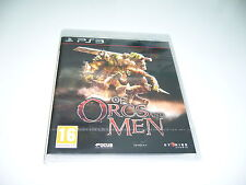 OF ORCS AND MEN . PAL ESPAÑA... Envio Certificado Gratis ... Paypal