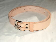 AUSTIN HEALEY 100-6, 3000  4 seater Leather Tire Strap