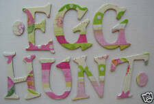 *EASTER EGG*  Best Creation Glittery Chipboard Letters
