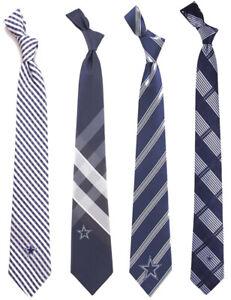 Dallas Cowboys Men's Necktie  - NFL - Pick Your Style