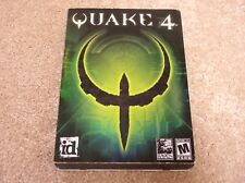 PC CD-ROM Quake 4 game