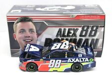 2018 ALEX BOWMAN #88 AXALTA 1/24 NASCAR DIECAST NEW IN BOX FREE SHIP