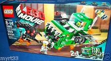 LEGO 70805 TRASH CHOMPER ~ The LEGO MOVIE ~ Factory Sealed ~ RETIRED NIB