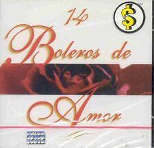 Los Tecolines La Rondalla Venezolana 14 Boleros de Amor CD New Sealed
