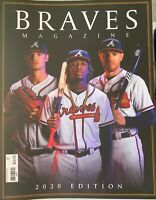 2020 ATLANTA BRAVES YEARBOOK MLB PROGRAM WORLD SERIES ? 218 PAGES SHIPPING NOW