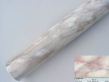 Alkor Universal Klebefolie 15m x 45cm Natur Carrara marmor pink rosa 114743