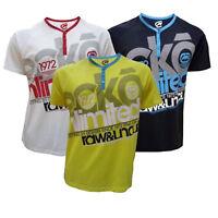Mens ECKO Unltd CRISS CROSS graphic style short sleeve t-shirt SIZE S, M, L & XL
