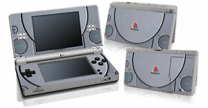 RETRO PS1 Style - VINYL SKIN STICKER DECAL COVER for Nintendo DS LITE NDSL DSL