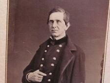 Civil War General Edward Canby albumen photograph