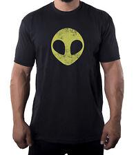 Vintage Alien Men's Shirts, Vintage Alien Shirts, Funny Men's Shirts