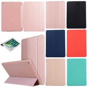 Smart Flip Stand Case Soft Hybrid Silicone Shockproof For iPad mini 1 2 3 4 7.9
