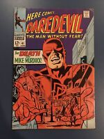 """VF//NM 1st new Torpedo-Brock Jones /"""" DAREDEVIL /"""" #126 1975 Marvel BX113B"""