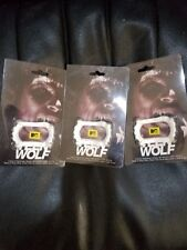 SDCC 2016 Lot (3) Teen Wolf Fangs Teeth San Diego Comic Con Exclusive MTV Swag