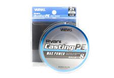 Varivas P.E Line New Avani Max Power Casting 300m P.E 2 33lb (9573)