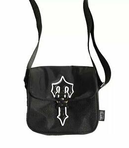 Trapstar Irongate T Cross-Body Bag Black ✅ Brand New. Fast UK Dispatch🚚