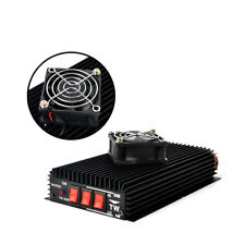 HF Power Amplifier 15/12/10 Meters for Handheld Amateur Radio with Cooling Fan