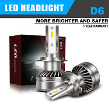 H7 LED Headlights White Bulbs 6000K 12000LM 60W 12000LM For Hyundai Sonata LXK