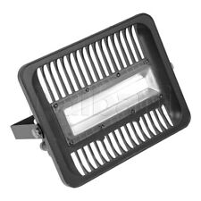 100W COB Outdoor LED Flood Light 6000K Daylight IP66 Grey Waterproof 220-240V