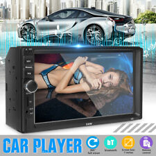Universal 7'' in LCD HD Auto Car Radio DVD Player bluetooth Stereo MP5 Player