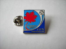 a1 FIFA FIFA U-20 WORLD CUP CANADA 2007 spilla calcio football soccer pins