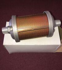 T05 Thru-Flow Muffler Male Npt 0319005