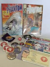 Phantom The Ghost Who Walks Wolf Publishing 30th Anniversary Collectors Set A