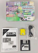 Retro CSM 3 In 1 RC Flight Simulator V10 Gameport Interface