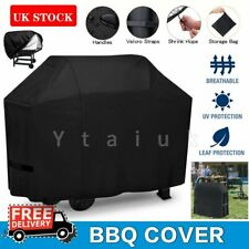 More details for m/l/xl/xxl bbq cover heavy duty waterproof rain barbeque grill garden protector