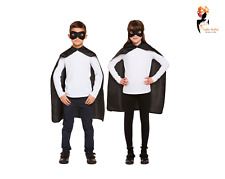 Girls Boys SUPER HERO COSTUME Fancy Dress Book Week Comic Kids Super Girl Outfit