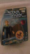 Star Trek Warp Factor Series 2 Chief Miles O'Brien With Galactic Gear    NEW t78