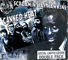 Canned Heat & Screamin Jay Hawkins 2-CD (Have I Got Blues for You) Limited Ed