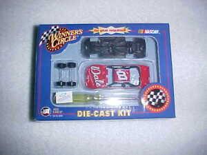 NASCAR DALE EARNHARDT JR. #8 DIE-CAST KIT1/64 Scale DIECAST CAR - VHTF NEW