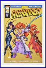 Cliffhanger Wildstorm #0 (Image, 1997) FN+ Sketchbook