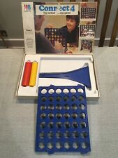 CONNECT 4 MB GAMES 1980's