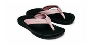 Olukai Ohana Petal Pink Comfort Flip Flop Sandal Women's US sizes 5-11 NEW!!!