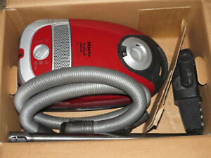 Miele S5261 Cat and Dog TT 5000 Bagged Vacuum Cleaner 2200w (Autumn red)