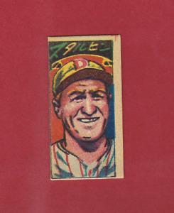 Victor Starffin--HOF--VINTAGE 1950 JAPANESE  BASEBALL MENKO Card--RARE