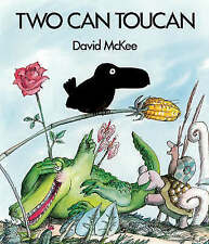 Two Can Toucan,McKee, David,New Book mon0000054832