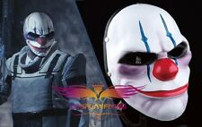 Online PAYDAY 2 Heist Joker Chains Mask Cosplay Mask For Cosplay Christmas Gift
