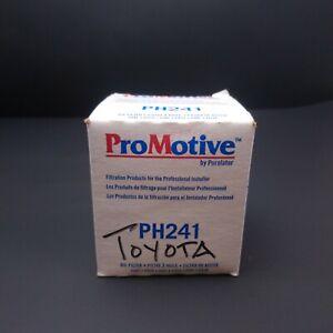Pro Motive PH241 Oil Filter Toyota Camry