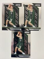 2018-19 Panini Prizm Donte DiVincenzo Rookie #246 (Lot of 3) - Milwaukee Bucks