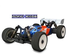 TEKNO 1/8 EB48.4 4WD Electric Buggy Unassembled Radio Control Kit TKR8000 HH