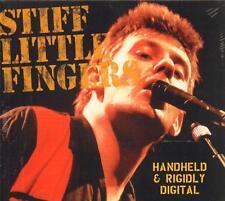 Stiff Little Fingers(CD Album)Handheld & Rigidly Digital-CRIDE 95-New